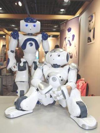産業用ロボット、サービスロボッ...
