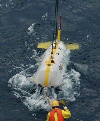 海中ロボット r2D4
