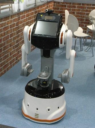 YUJIN ROBOT CAFERO