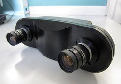 三次元メディア ステレオカメラ